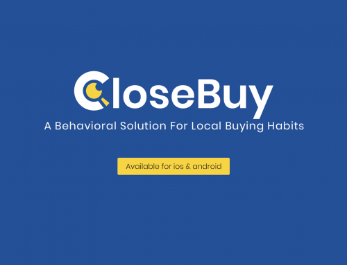 CloseBuy-A behavioral solution for local buying habits